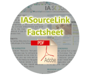 IASourceLink Factsheet