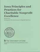 Iowa Principles and Practices for Nonprofit Excellence