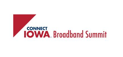 Iowa Broadband Summit logo