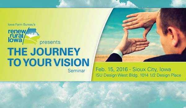 Journey to Your Vision Seminar