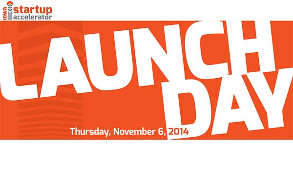 Launch Day is Thursday, Nov. 6th