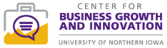 UNI Center for Business Growth & Innovation Logo